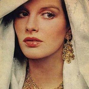 Jewelry - NWT Ornate Gold Earrings